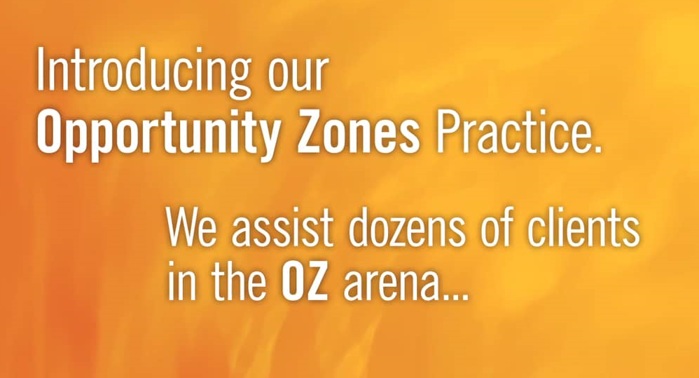 A Video Introduction to our Opportunity Zones Practice
